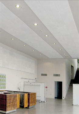 acoustical soundproofing ceiling